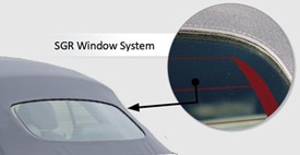 EZ ON SGR Window System