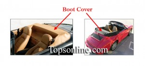 replacement boot cover