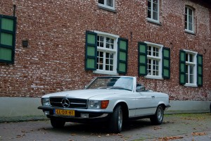 1980 Mercedes Benz 280SL