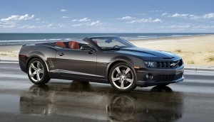 2011 Chevy Camaro convertible replacement top