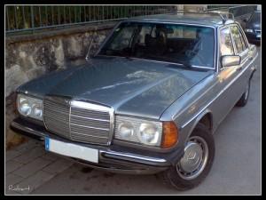 1980 Mercedes 300