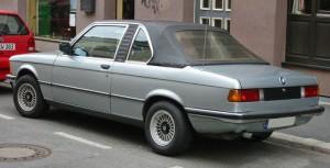 BMW E21 Convertible