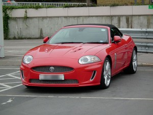 Convertible 2010 Jaguar XKR
