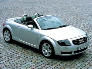 Audi TT Convertible Top
