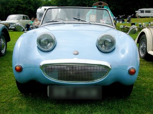 Austin-Healey Sprite convertible