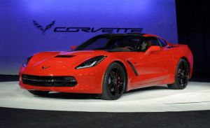 Corvette Stingray  Mileage on New 2014 Corvette Stingray Revealed