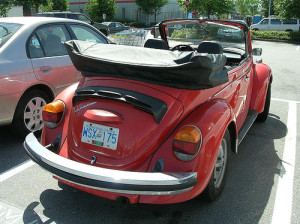 replacement beetle convertible top