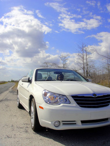 replacement Chrysler Sebring convertible top