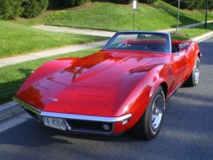 replacement corvette convertible tops