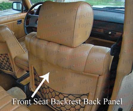 Mercedes benz seat covers topsonline autos post for Mercedes benz replacement seat covers