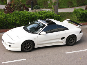 replacement toyota mr2 convertible top