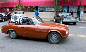 replacement datsun fairlady convertible top