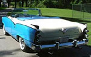 replacement Dodge Coronet convertible top