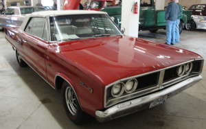 replacement dodge coronet convertible top