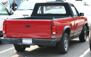 replacement Dodge Dakota convertible top