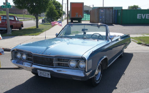 replacement Dodge Polara convertible top