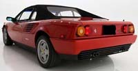 Replacement Ferrari convertible top