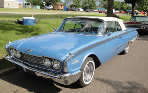 replacement Ford Galaxie convertible top