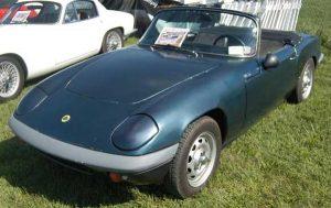 replacement Lotus Elan convertible top