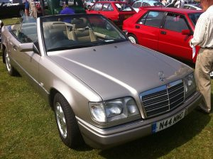 replacement Mercedes convertible top