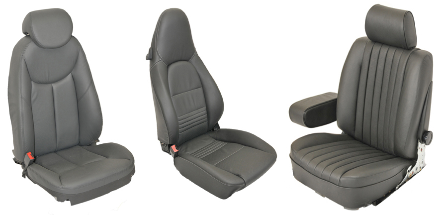 Seat Covers (Factory Style)