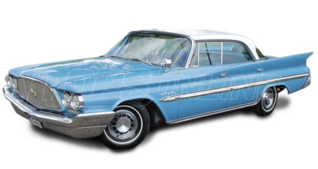 Automotive Headliners:Chrysler Windsor Hardtop - 1960 and 1961