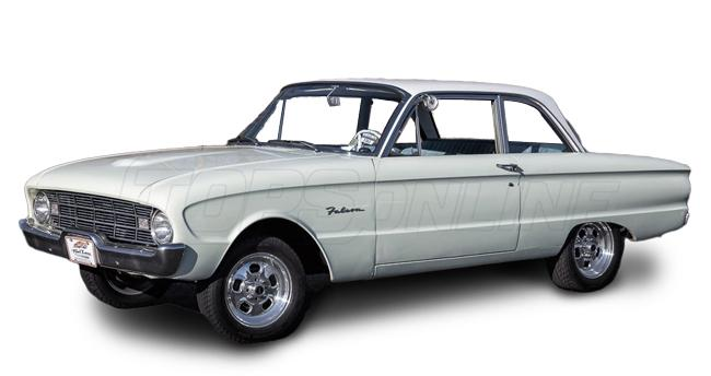 Automotive Headliners:Ford Falcon Hardtop - 1960 thru 1970