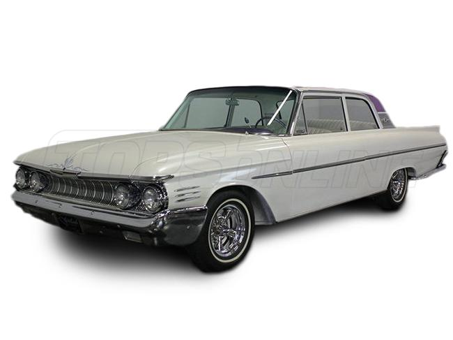 Automotive Headliners:Mercury Meteor Hardtop - 1961 thru 1963