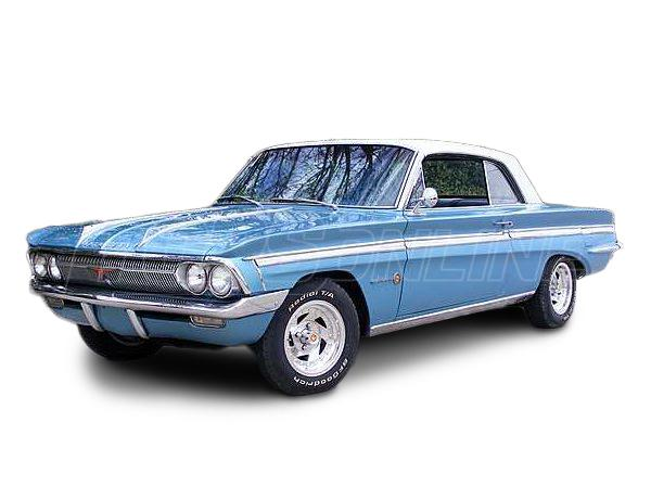 Automotive Headliners:Oldsmobile Jetfire Hardtop - 1961 thru 1963