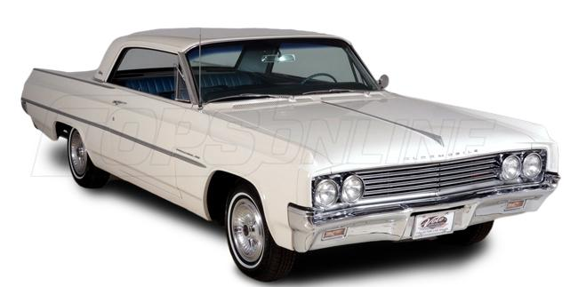 Rubber Weatherstrips (Weather Seals):1963 and 1964 Oldsmobile Dynamic, Starfire, Jetstar 88 & Super 88 Hardtop