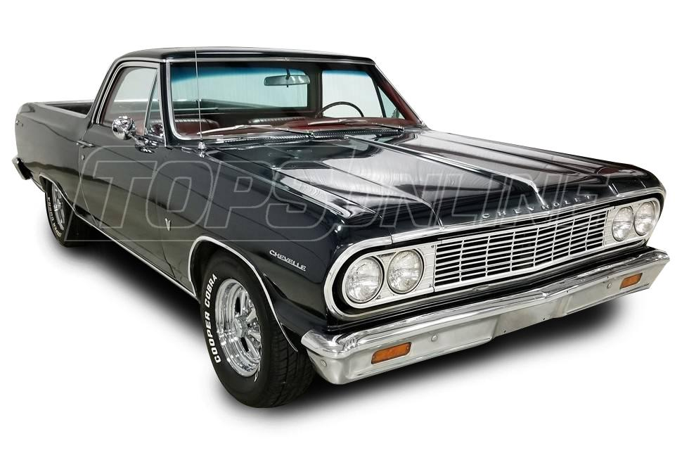 Automotive Headliners:Chevrolet El Camino Hardtop - 1959 thru 1977