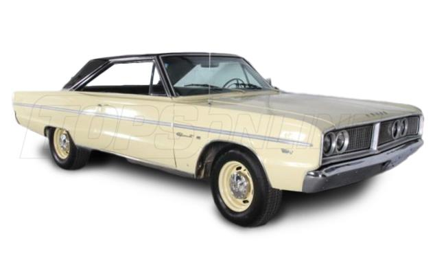 Automotive Headliners:Dodge Coronet Hardtop - 1965 thru 1974
