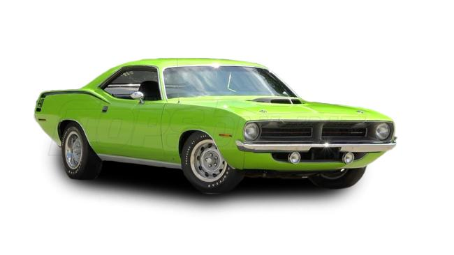 Rubber Weatherstrips (Weather Seals):1970 Plymouth Barracuda & Cuda (E Body) Hardtop