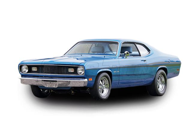 Rubber Weatherstrips (Weather Seals):1970 thru 1972 Plymouth Duster & Valiant (A Body) Hardtop Fastback