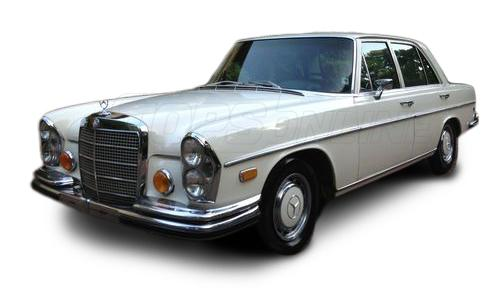 Automotive Headliners:1972 thru 1980 Mercedes 280S, 280SE, 300SD, 450SE, 450SEL & 6.9 (Chassis W116)