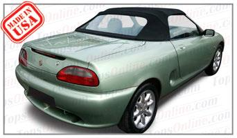 Convertible Tops & Accessories:1998 thru 2004 MGF & MGTF