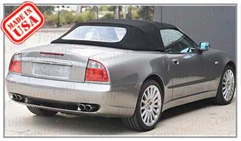 Convertible Tops & Accessories:2001 thru 2003 Maserati Spyder Cambiocorsa