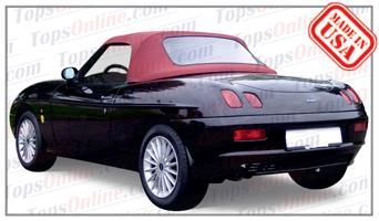Convertible Tops & Accessories:1995 thru 2007 Fiat Barchetta Cabrio