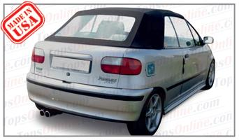 Convertible Tops & Accessories:1993 thru 2000 Fiat Punto Cabrio
