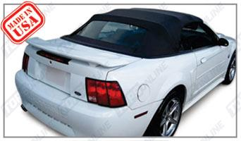 Convertible Tops & Accessories:1994 thru 2004 Ford Mustang, GT & Cobra