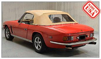 Convertible Tops & Accessories:1974 thru 1976 Jensen Interceptor