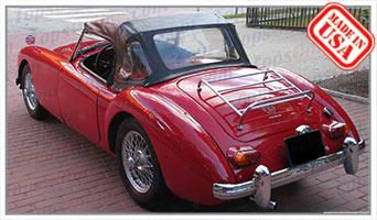 Convertible Tops & Accessories:1961 and 1962 MGA MK II Roadster (Mark 2)