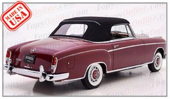 Convertible Tops & Accessories:1956 thru 1960 Mercedes 220S & 220SE (Chassis 128 & 180)