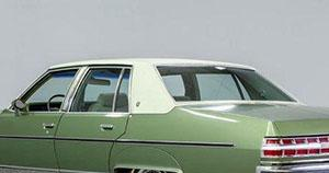 Landau Vinyl Tops:Pontiac Bonneville, Catalina & Executive - 1963 thru 1980