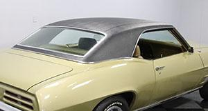 Landau Vinyl Tops:Pontiac Firebird & Trans-Am - 1967 thru 1981