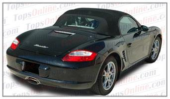 Seat Covers (Factory Style):2005 thru 2012 Porsche 987 Boxster & Boxster S