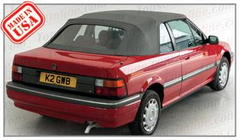 Convertible Tops & Accessories:1992 thru 1998 Rover 214, 216, R8 & 200 MK2 Cabriolet