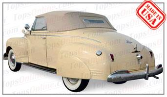 Convertible Tops & Accessories:1941 Plymouth Special Deluxe Convertible Coupe
