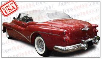 Buick - Convertible Tops & Accessories | Topsonline