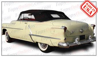 Convertible Tops & Accessories:1953 Oldsmobile 88, Super 88 & 98